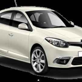 Renault Fluence Otomatik 2017 Araç Kiralama